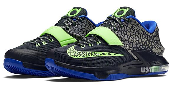 "e1b92c116b8e Release  Nike KD7 ""Electric Eel"""